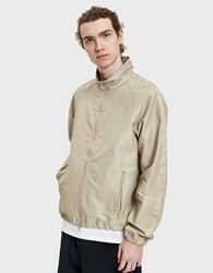 Tres Bien Warm Up Jacket Beige