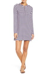Mott 50 Women's Print Hooded Upf Cover Up