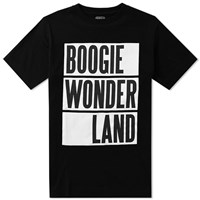Head Porter Plus Boogie Wonderland Tee Black