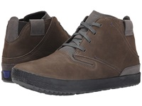 Cushe Pdx Leather Dark Grey Men's Shoes Gray