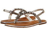 Carlos By Carlos Santana Marquee Pewter Women's Sandals