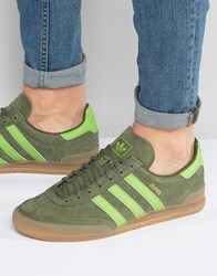 Adidas Originals Jeans Trainers In Green S79999 Green