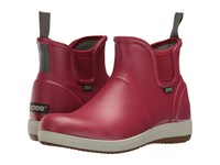 Bogs Quinn Slip On Boot Brick Women's Boots Red