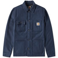 Carhartt Michigan Wool Chore Coat Blue