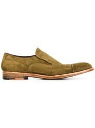 Alberto Fasciani Casual Loafers Green