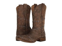 Corral Boots A3532 Brown Cowboy