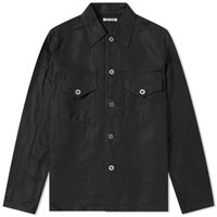 Our Legacy Decon Denim Jacket Black
