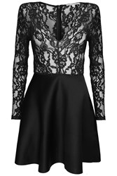Alice And You Lace Dress Black