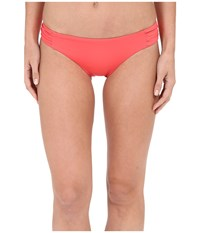 Becca Color Code Tab American Bottom Papaya Women's Swimwear Orange