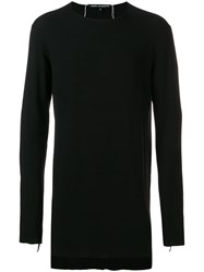 Cedric Jacquemyn Fitted Tee Black