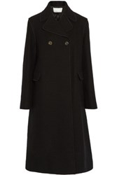 3.1 Phillip Lim Wool Blend Coat Black