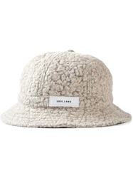 Soulland 'Agua' Bucket Hat Nude And Neutrals