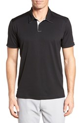 Oakley Divisional Polo Shirt Blackout