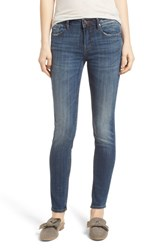Vigoss Jagger Skinny Jeans Medium Wash