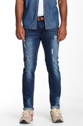 X Ray Washed Skinny Jean Blue