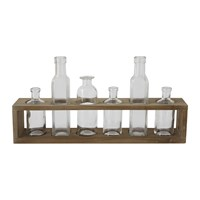 Bloomingville Decorative Bottle Collection Natural