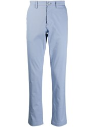 Lacoste Classic Chino Trousers Blue