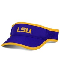 Top Of The World Lsu Tigers Baked Visor Purple