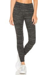 David Lerner Skinny Cuffed Legging Charcoal