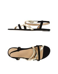 Tila March Footwear Sandals Women Black