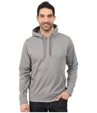 Cinch Tech Pullover Hoodie Charcoal Men's Sweatshirt Gray