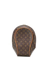 Louis Vuitton 2000 Pre Owned Elipse Backpack Brown