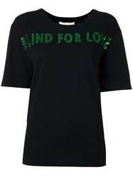 Gucci Blind For Love T Shirt Black