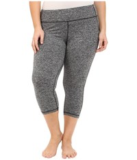 Pink Lotus Plus Size Shade And Cover Elite Performance Leggings Lotus Tech Ultra Heather Grey Women's Casual Pants Gray