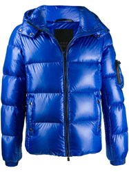 Tatras Shiny Padded Jacket Blue