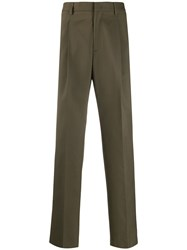 Msgm High Rise Straight Trousers 60