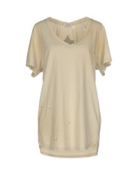 Cycle T Shirts Beige
