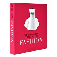 Assouline Impossible Collection Of Fashion Book