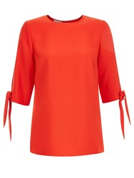 Hobbs Savannah Top Orange