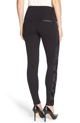 Women's Lysse Tuxedo Stripe Ponte Leggings