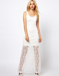 Goldie Lace Dress Ivory