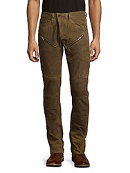 Prps Demon Slim Straight Jeans Brown