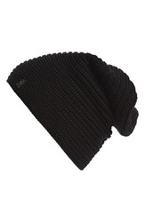 Men's Spyder 'Daily' Knit Hat Black