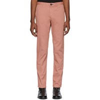 Paul Smith Ps By Pink Chino Mid Fit Trousers