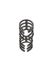 Federica Tosi Armour Hook Ring 60