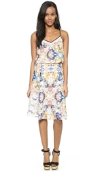 Rebecca Minkoff Catalina Ibiza Print Dress Ibiza Multi