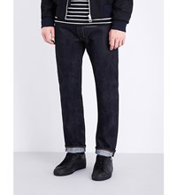 Neuw Lou Slim Fit Tapered Jeans Raw Selvedge