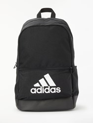 Adidas Classic Badge Of Sport Backpack Black White