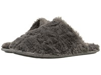 Daniel Green Holland Charcoal Women's Slippers Gray