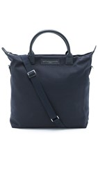 Want Les Essentiels O'hare Canvas Shopper Tote Navy Navy