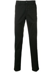 Kenzo Slim Fit Trousers Black