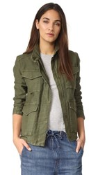 Vince Military Jacket Army