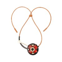 Marni Flower Resin Necklace