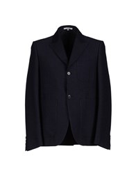 Carven Suits And Jackets Blazers Men Dark Blue