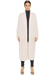 Gentryportofino Long Wool Cardigan