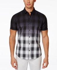 Inc International Concepts Party Wave Plaid Shirt Only At Macy's